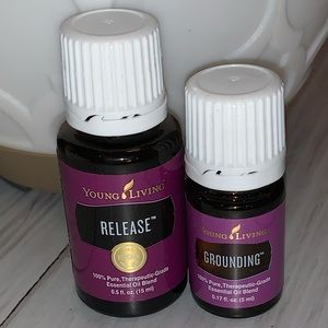 NEW never opened young living oils